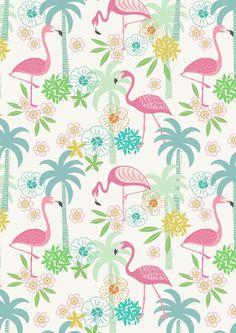 Lewis & Irene Spring/Summer 2016  'Tropicana' fabric collection. www.lewisandirene.com