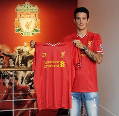 Luis Alberto Romero, third summer sing for Liverpool ( 13/14 ), he came from Barcelona B ..