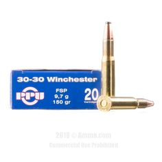 Prvi Partizan 30-30 Ammo - 500 Rounds of 150 Grain FSP Ammunition #3030Win #3030WinAmmo #PrviPartizan #PrviPartizanAmmo #PrviPartizan3030Win #FSPAmmo