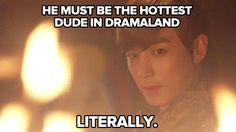 K-drama meme, humour and parody to brighten your day. We troll the drama coz we love it. Jin Yi Han, Korean Actors, Korean Dramas, Bad Pic, Ha Ji Won, Kdrama Memes, Love K, Korean Wave, Humor