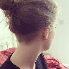 Shorn napes | Haircut, headshave and bald fetish blog