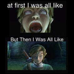 Lol, Zelda TP