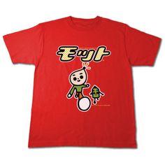 MOTちゃんTシャツ前へ   T-SHIRTS TRINITY