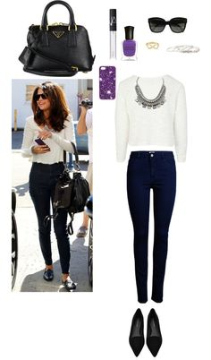 """""""Selena gomez- style steal!"""" by allimont on Polyvore"""