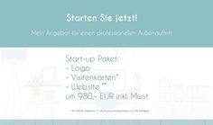 StartupPaket_neu2 Mein Portfolio, Media Design, Lockers, Boarding Pass, Travel, Voyage, Viajes, Closets, Traveling