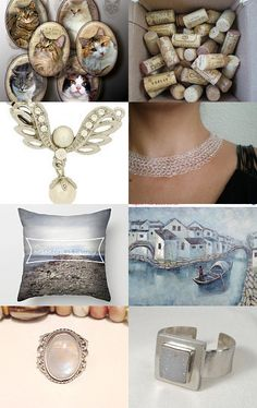 Sandy Colors! by Dr. Erika Muller on Etsy--Pinned with TreasuryPin.com
