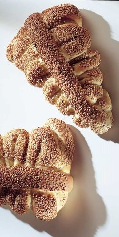 Sicilian Mafalda Bread. recipe here: http://lipsmackinggoodness.blogspot.com/2010/03/fallin-for-mafalda.html or here: http://www.jamieoliver.com/recipes/member-recipes/Mafalda%20Sicilian%20Bread%20/1701