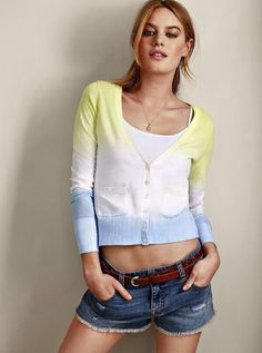 Camille Rowe (Victoria's Secret)