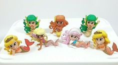 Toy Kitchen, Doll Head, Craft Materials, Color Change, Arts And Crafts, Mermaid, Princess Zelda, Ebay, Craft Items