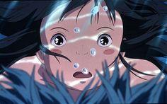 Spirited Away. Another Miyazaki animation worth watching no matter your age. Hayao Miyazaki, Spirited Away Movie, Art Studio Ghibli, Chihiro Y Haku, Just Magic, Top Film, Castle In The Sky, Ghibli Movies, Howls Moving Castle