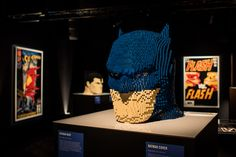 The Art of the Brick: DC Super Heroes - FERNÁN GÓMEZ CENTRO CULTURAL DE LA VILLA