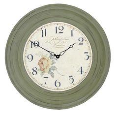 Traditionnellement Encadrée Ange Dial Clock - 50cm