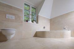 Villa, Alcove, Bathtub, Stone, Bathroom, Natural Stones, Luxury, Bathing, Standing Bath