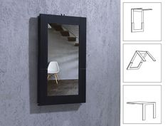 Ivydesign » Mirror Table makes your room bigger
