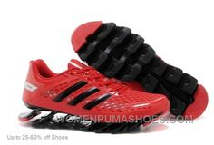 http://www.womenpumashoes.com/adidas-men-springblade-running-shoes-red-silver-black-online.html ADIDAS MEN SPRINGBLADE RUNNING SHOES RED SILVER BLACK ONLINE Only $67.00 , Free Shipping!