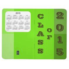 Class of 2015 Calendar by Janz Pocket Journal