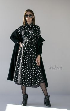 #dress #polkadot #midi #ss2020 #newcollection #мода #тренд2020 #гардеробнавесну #стиль #фэшн #платье #женскаяодежда Photo And Video, Vintage, Collection, Instagram, Style, Fashion, Moda, Stylus, Fasion