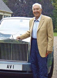 Former Aston Villa chairman Sir Doug Ellis died aged 94 on 11 October 2016 Aston Villa Fc, Villa Park, Birmingham England, Best Club, October, Lost, Inspire, Football, Stars