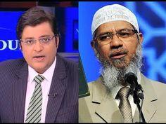 Arnab Goswami vs Dr Zakir Naik