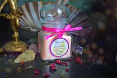 magick candle for love and self-esteem, love spell candle, valentine's day, rose, vanilla, marshmallow, jasmine, witchcraft Pink Candles, Soy Wax Candles, Magick, Witchcraft, Love Spell Candle, Romantic Mood, Rose Essential Oil, Candle Spells, Moisturizer For Dry Skin