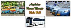 Daftar Angkutan Umum menuju Kuta Bali