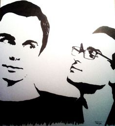 Johnny Galecki & Jim Parsons