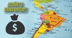 Lo que ganan los CM en América Latina | Clases de Periodismo