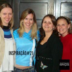Transformando Espaços - Dicas de Organização: Inspiração 21 # Amigos
