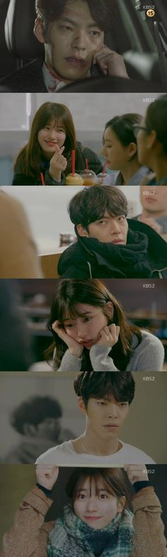 """""""Uncontrollably Fond"""" comes in first, Kim Woo-bin and Suzy"""