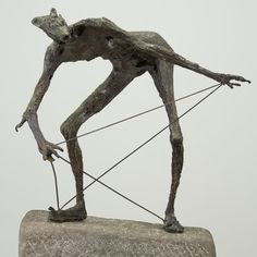 Into the Abyss of my Dark Realm: The Devil with Claws - Germaine Richier