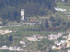 El Templo de la Patria en la cima de La Libertad