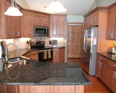 What to do with Maple Kitchen Cabinets