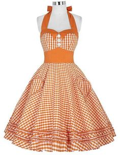 Belle Poque Summer Dress Plus Size Women Clothing 2017 Retro Swing Gown Pin up P. - - Belle Poque Summer Dress Plus Size Women Clothing 2017 Retro Swing Gown Pin up Plaid Robe Vintage Rockabilly Dresses 2019 New Collection Model. Pin Up Rockabilly, Rockabilly Dresses, Vintage Dresses, Vintage Outfits, 50s Vintage, Vintage Style, Vintage Fashion, Vintage Sewing, Vintage Clothing