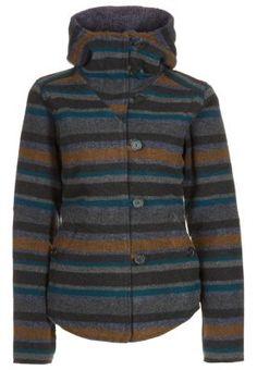 Patagonia FELTED - Light jacket - multicoloured - Zalando.co.uk OOOh, much warm, many stripes!!