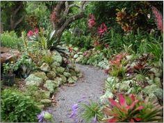 Tropical Landscape Design by Kevin David Rosen.