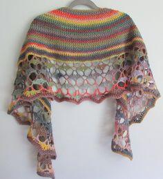 Ravelry: Amazing Rainbow Crescent pattern by Nancy L Drew $4.00