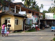 Rue au Sri Lanka