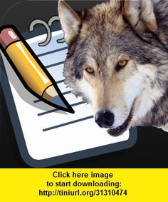 Wolf Notes, iphone, ipad, ipod touch, itouch, itunes, appstore, torrent, downloads, rapidshare, megaupload, fileserve
