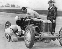 1928 Leon Duray Miller