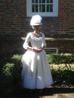1770s gown - Google Search