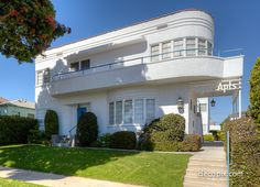 #ArtDeco | Vogue Apts, Santa Monica, California