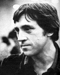 Vladimir Vysotsky- The great Russian poet, actor,