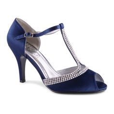 I already have these shoes!!! New Ladies T Bar Mid Heel Peep Toe Diamante Sandals Shoes Wedding: Amazon.co.uk: Shoes & Bags