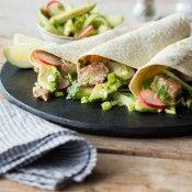Kartoffel-Tortilla mit mediterranem Ofengemüse