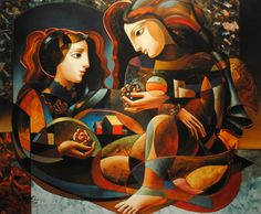 Artist: Oleg Zhivetin, Title: Their Harvest