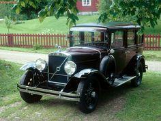 Volvo Jacob, 1927