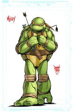 Michelangelo by kotecarvajal on DeviantArt
