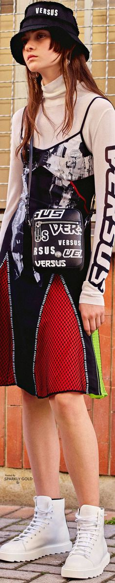Versus Versace Resort 2018