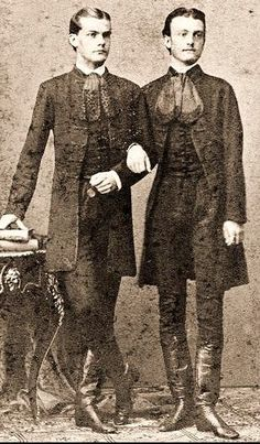 Victorian Dandies