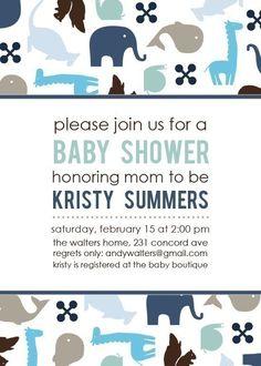 #Baby #Shower #Invitation